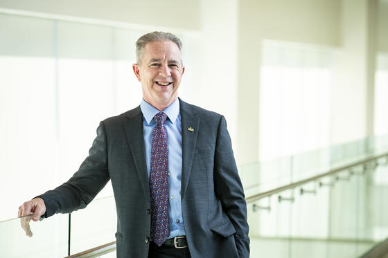 Ken Walsh, chief of staff
